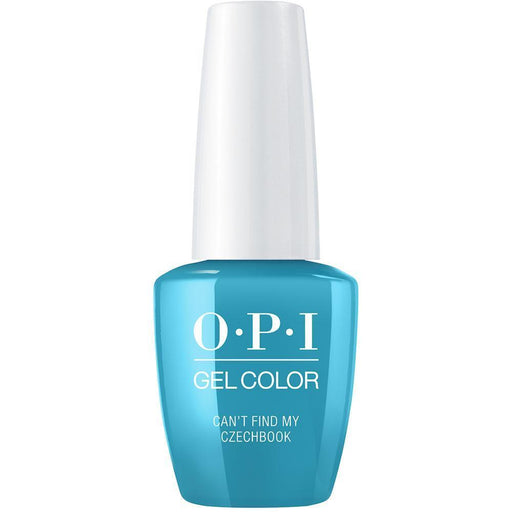 Cant Find My Czechbook OPI Gel Color (GC 101)-Nail Supply UK