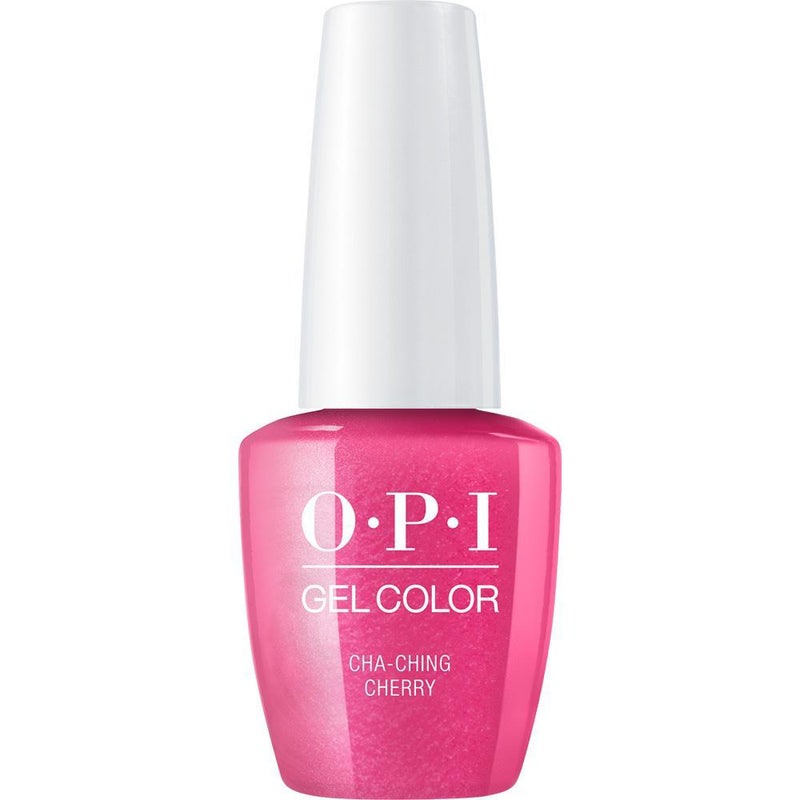 OPI Gel Color Cha-Ching Cherry . (GC V12)-Nail Supply UK
