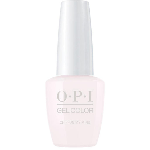 Chiffon My Mind OPI Gel Color (GC T63)-Nail Supply UK