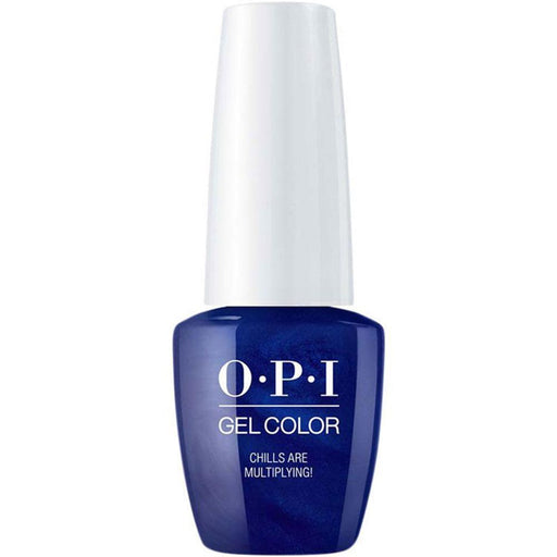 Chills Are Multiplying! OPI Gel Color (GC G46)-Nail Supply UK