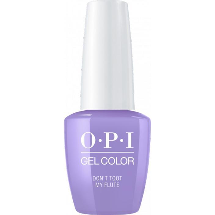 OPI Gel Color Don't Toot My Flute . (GC P34)-Nail Supply UK