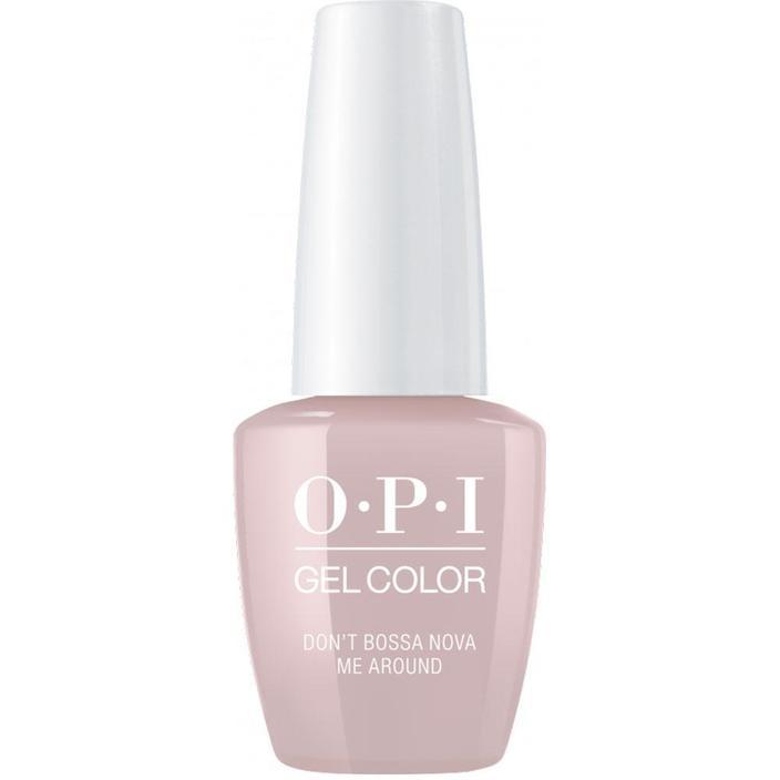 OPI Gel Color Dont Bossa Nova Me Around . (GC A60)-Nail Supply UK