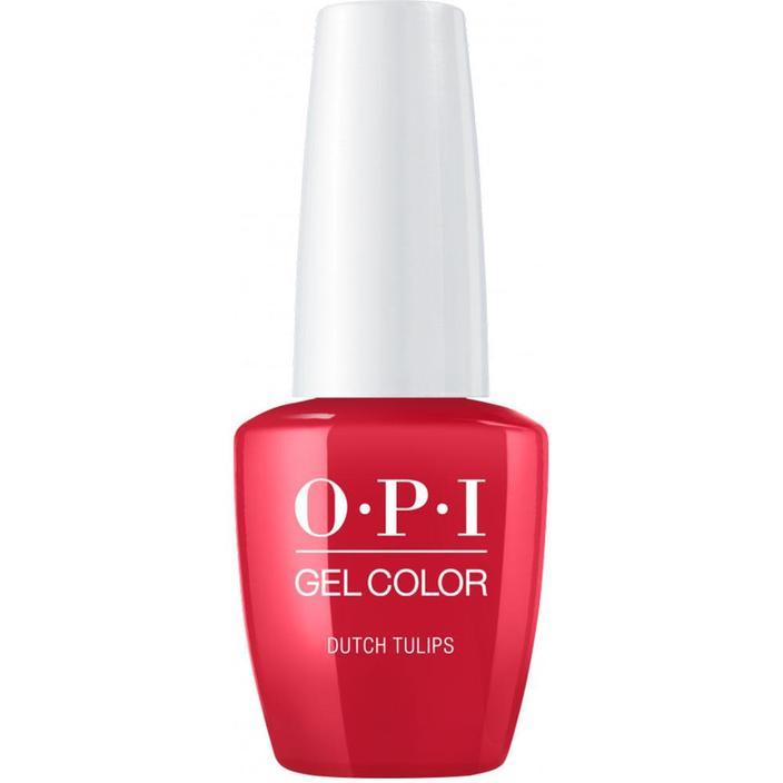 OPI Gel Color Dutch Tulips . (GC L60)-Nail Supply UK