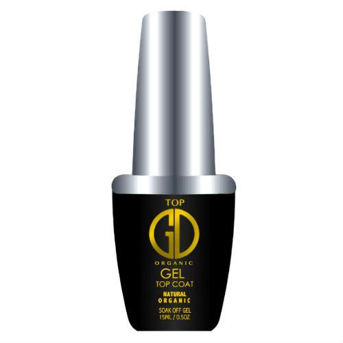 GD GEL Non-wipe Top Coat GD Organic Gel 15ml