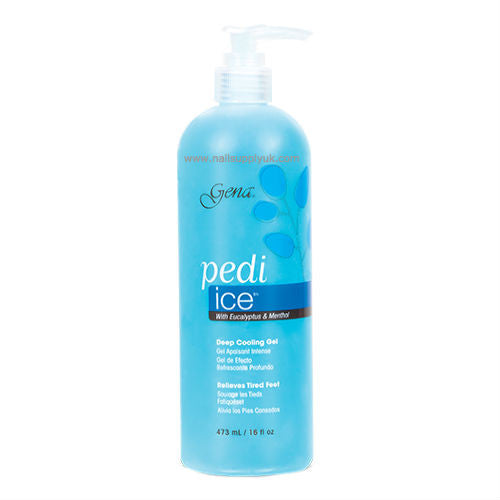Pedi Ice 16oz-Nail Supply UK