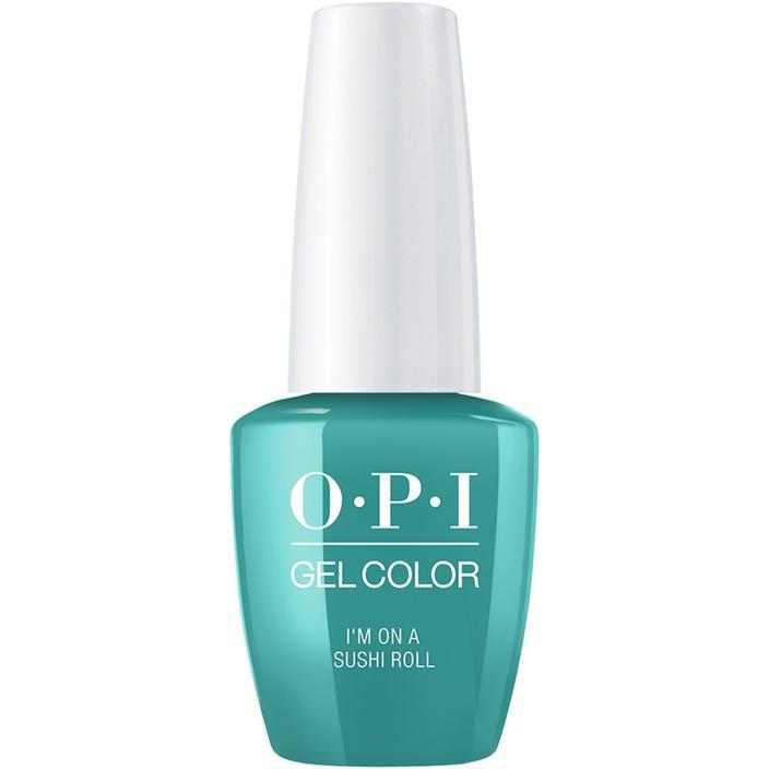 OPI Gel Color I'm On a Sushi Roll . (GC T87)-Nail Supply UK