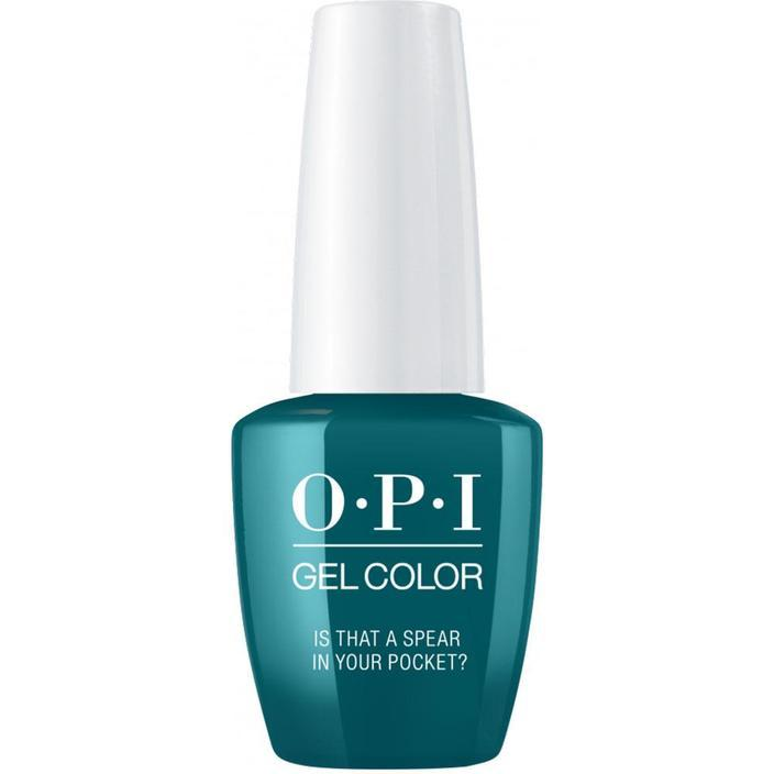 OPI Gel Color Is That a Spear in Your Pocket? GC F85-Nail Supply UK