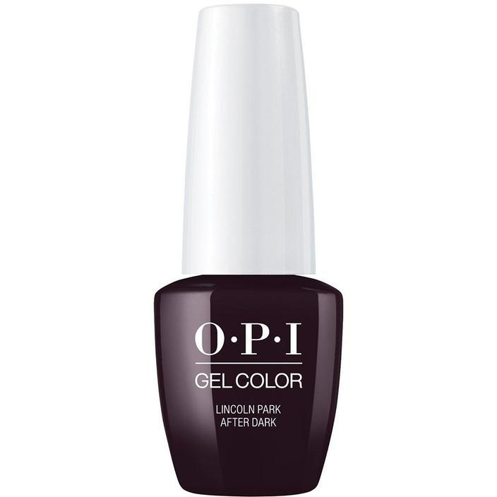 OPI Gel Color Lincoln Park After Dark . (GC W42)-Nail Supply UK