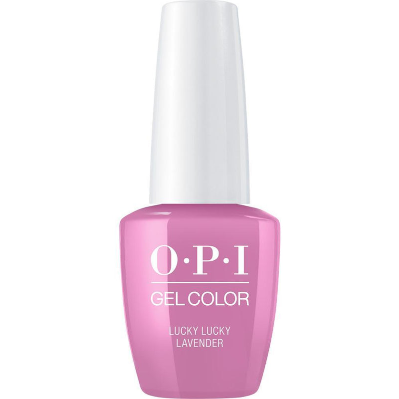 OPI Gel Color Lucky Lucky Lavender (GC H48)-Nail Supply UK