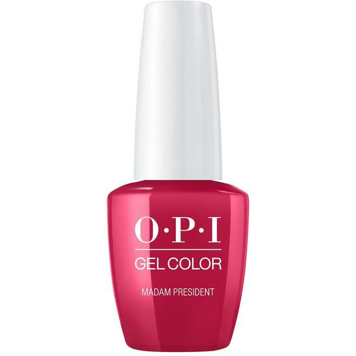 OPI Gel Color Madam President (GC W62)-Nail Supply UK