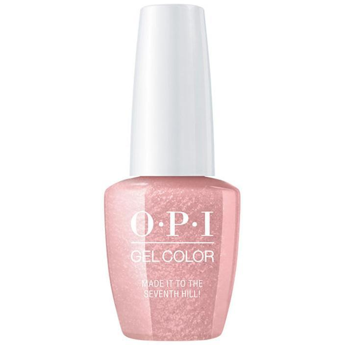 OPI Gel Color Made it to the Seventh Hill! (GC L15)-Nail Supply UK