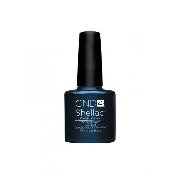 CND Shellac Midnight Swim-Nail Supply UK