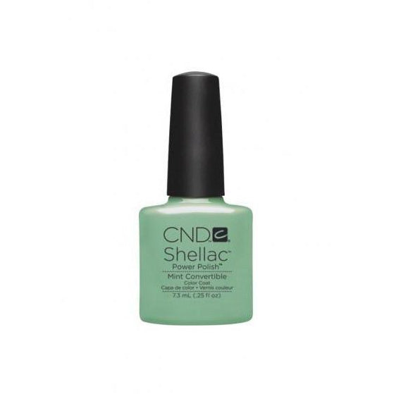 CND Shellac Mint Convertible-Nail Supply UK