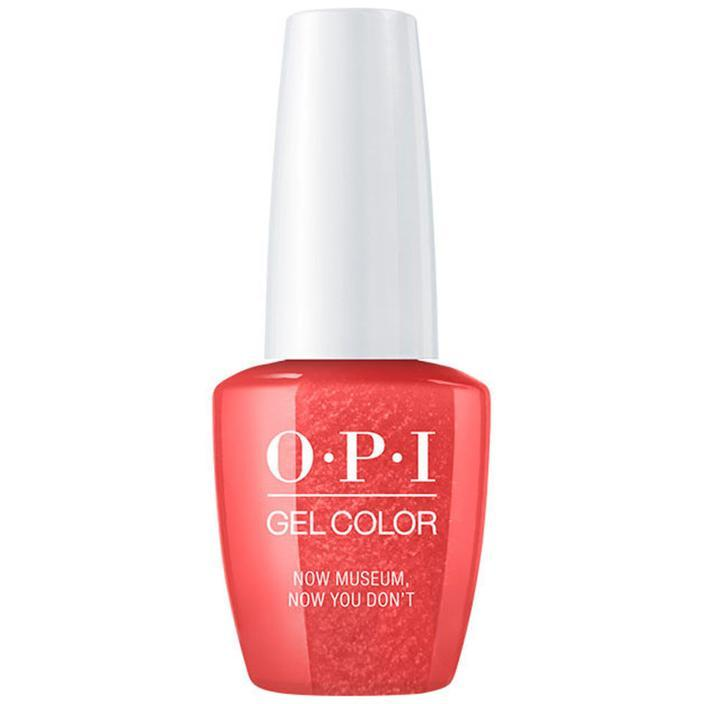 OPI Gel Color Now Museum, Now You Dont GC L21-Nail Supply UK