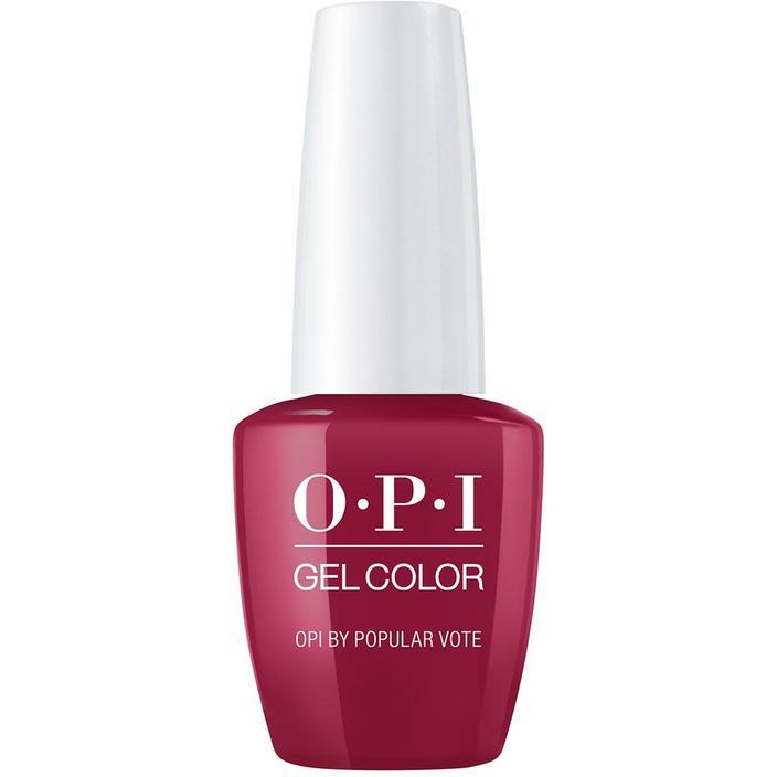 OPI Gel Color OPI By Popular Vote . (GC W63)-Nail Supply UK