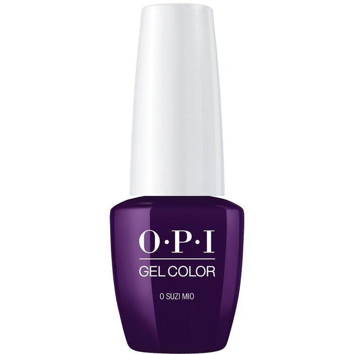 OPI Gel Color O Suzi Mio . (GC V35)-Nail Supply UK