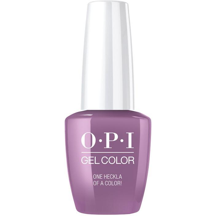 OPI Gel Color One Heckla of a Color! . (GC I62)-Nail Supply UK