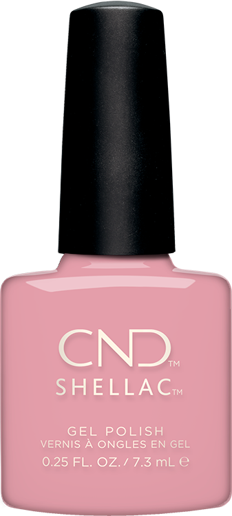 CND Shellac - Pacific Rose