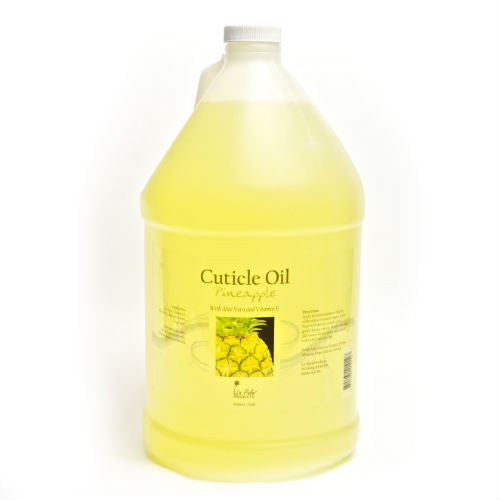 Economy Cuticle Oil Gallon-Nail Supply UK