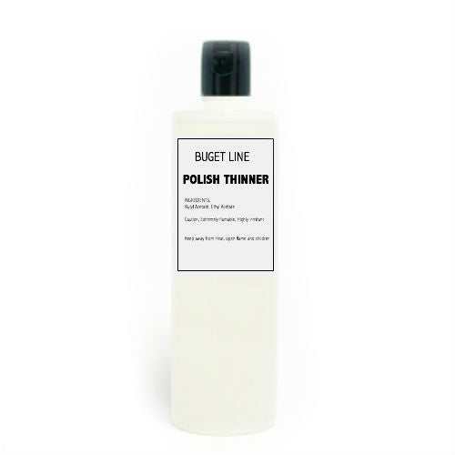 Budget Line Polish Thinner 16oz-Nail Supply UK