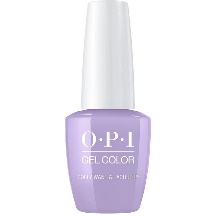 OPI Gel Color Polly Want a Lacquer (GC F83)-Nail Supply UK