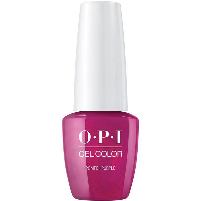 OPI Gel Color Pompeii Purple (GC C09)-Nail Supply UK