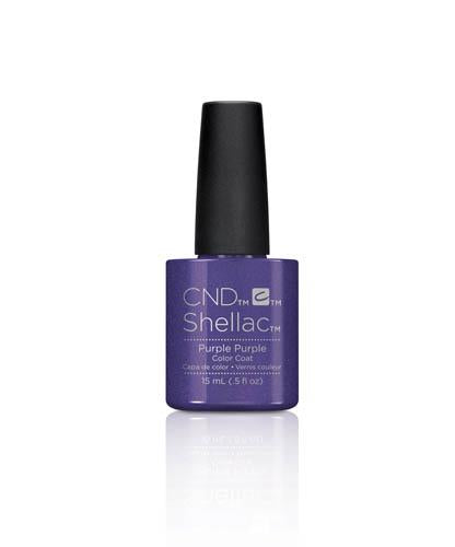CND SHELLAC JUMBO Purple Purple 15ml-Nail Supply UK