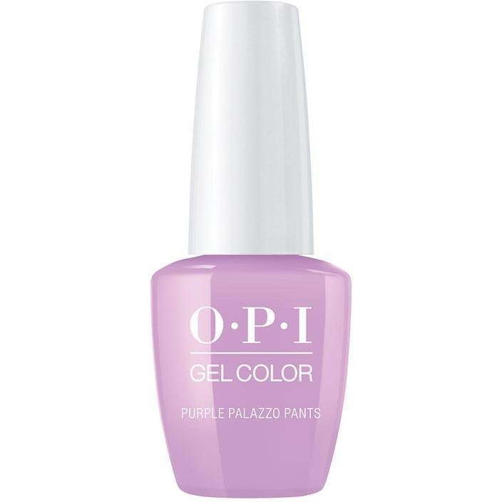 OPI Gel Color Purple Palazzo Pants (GC V34)-Nail Supply UK