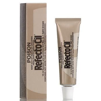 Refecto Cil 3.1 Light Brown-Nail Supply UK