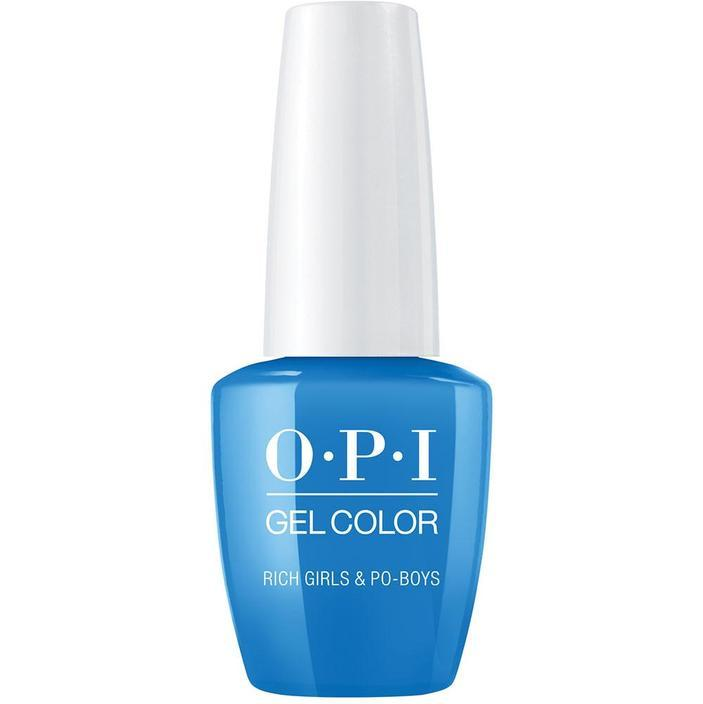 OPI Gel Color Rich Girls & Po-boys (GC N61)-Nail Supply UK