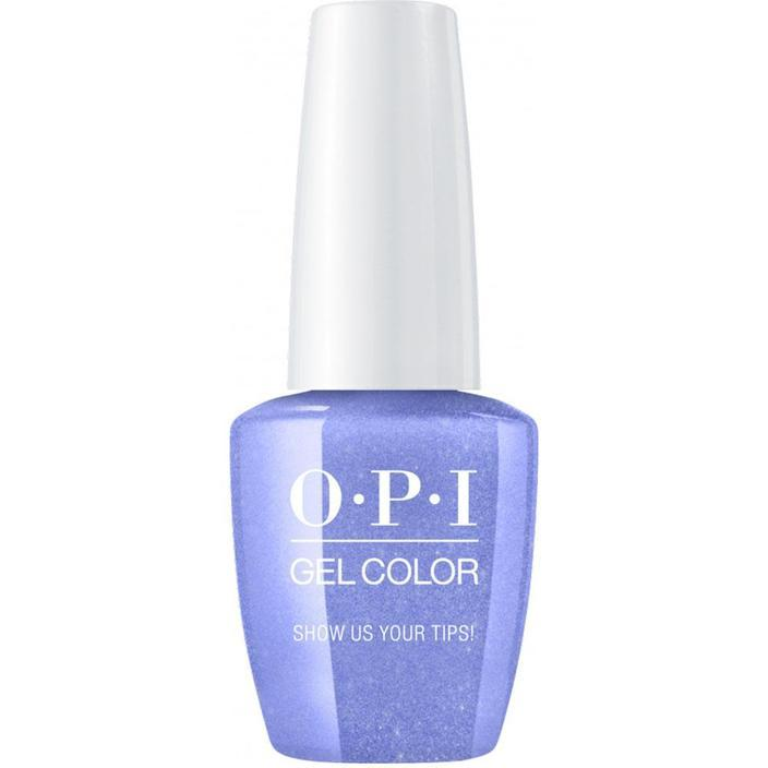 OPI Gel Color Show Us Your Tips! . (GC N62)-Nail Supply UK