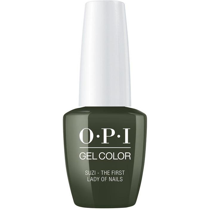 OPI Gel Color Suzi - The First Lady of Nails . (GC W55)-Nail Supply UK
