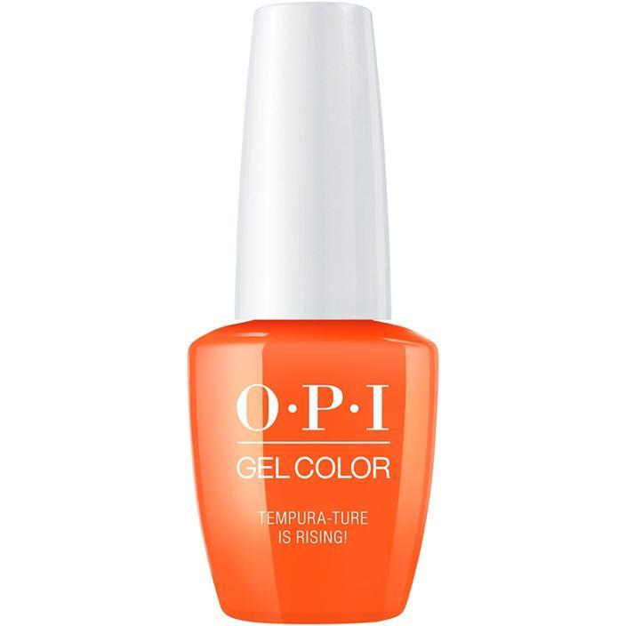 OPI Gel Color Tempura-ture Is Rising . (GC T89)-Nail Supply UK
