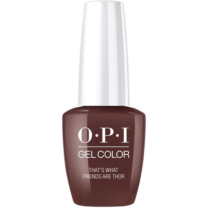 OPI Gel Color Thats What Friends Are Thor GC I54-Nail Supply UK