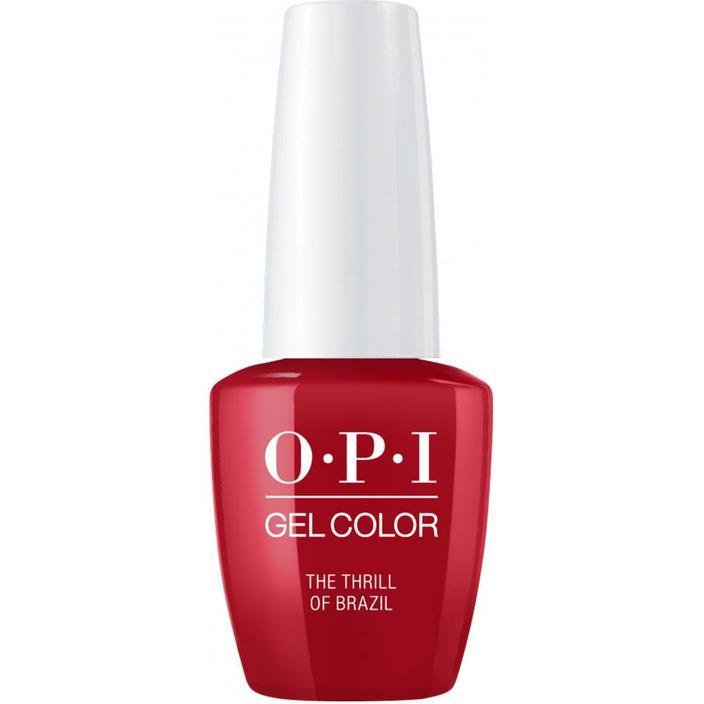 OPI Gel Color The Thrill Of Brazil . (GC A16)-Nail Supply UK