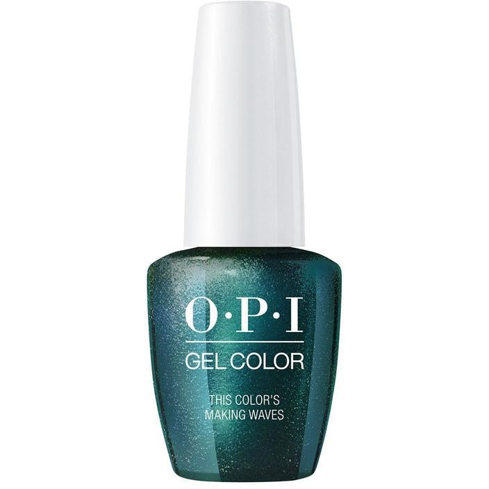 OPI Gel Color This Colors Making Waves GCH74-Nail Supply UK
