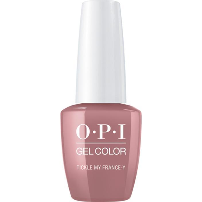 OPI Gel Color Tickle My France-y . (GC F16)-Nail Supply UK