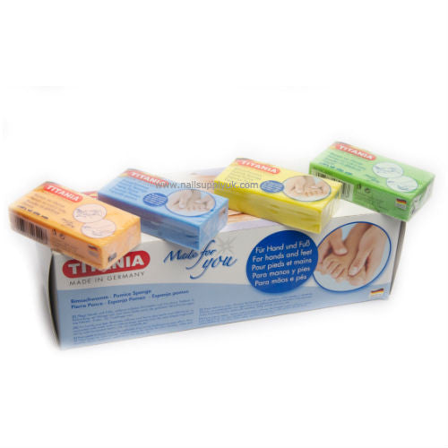 Prumice Sponge Box of 24-Nail Supply UK