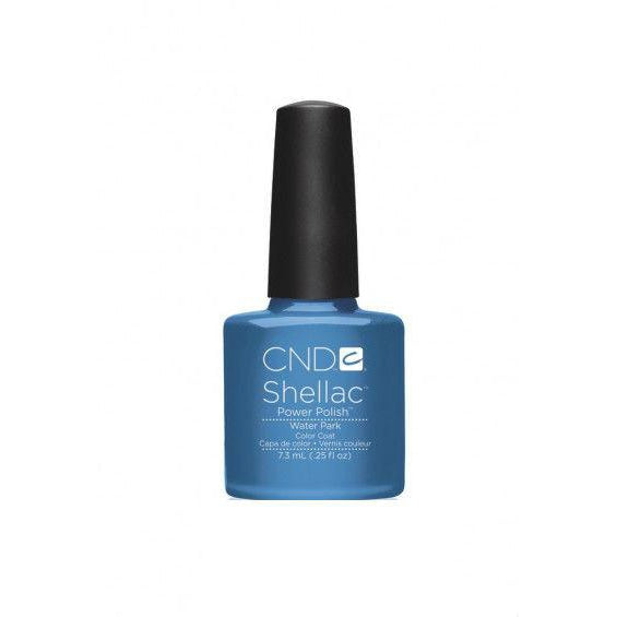 CND Shellac Water Park-Nail Supply UK