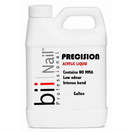bii Acrylic Liquid NO MMA Gallon 2x 2.5 ltr-Nail Supply UK