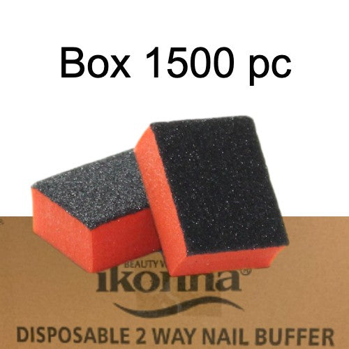 Disposable Mini Buffer OB Grit 80/100 - Box 1500 pcs