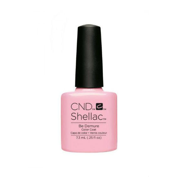 CND Shellac Be Demure-Nail Supply UK