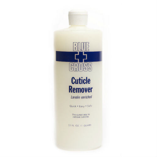 Blue Cross Cuticle Remover 32oz-Nail Supply UK