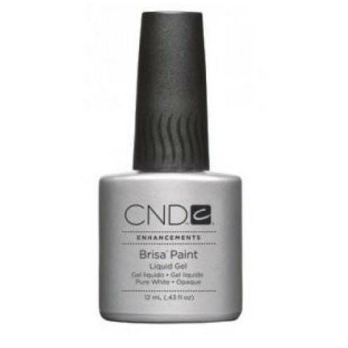 CND Brisa Paint Pure White-Nail Supply UK