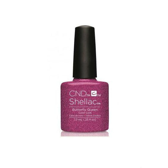 CND Shellac Butterfly Queen-Nail Supply UK