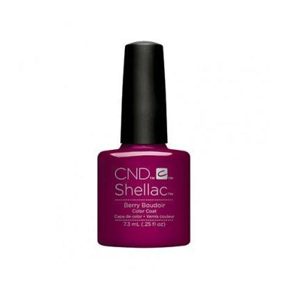 CND Shellac Berry Boudoir-Nail Supply UK