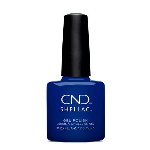 CND Shellac Blue Moon-Nail Supply UK