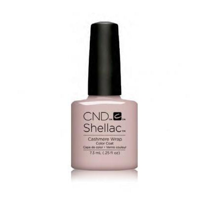 CND Shellac Cashmere Wrap-Nail Supply UK