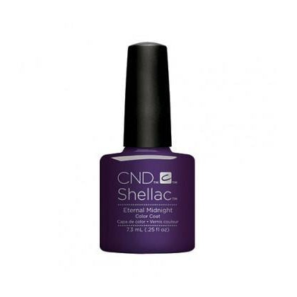 CND Shellac Eternal Midnight-Nail Supply UK