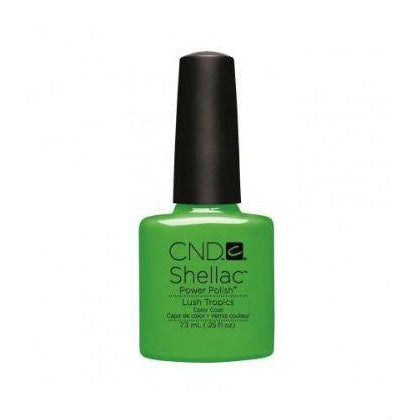 CND Shellac Lush Tropics-Nail Supply UK
